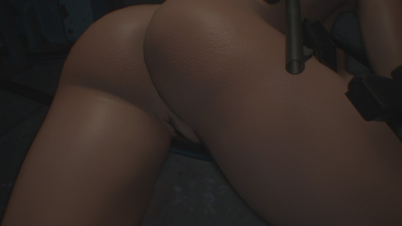 Jill Valentine nue dans Resident Evil 3 Remake 138