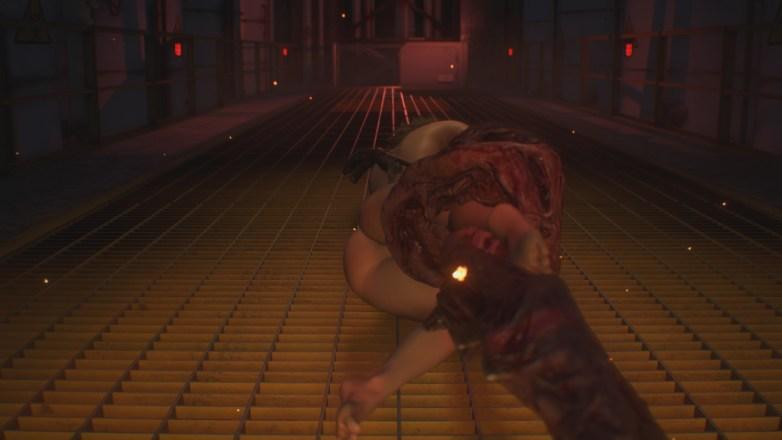 Jill Valentine nue dans Resident Evil 3 Remake 141