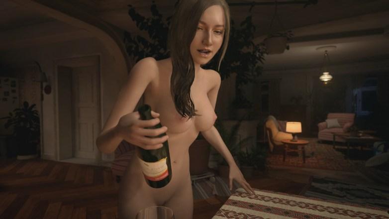 Mia Winters nue dans Resident Evil Village 10
