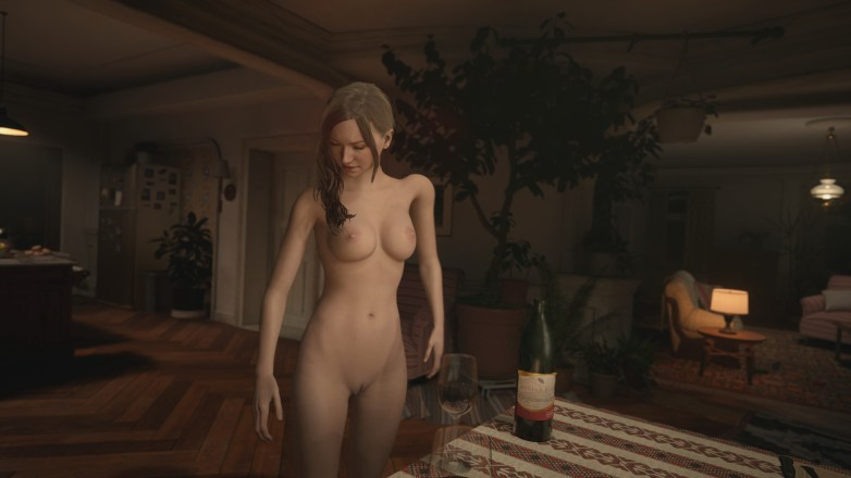 Mia Winters nue dans Resident Evil Village 12