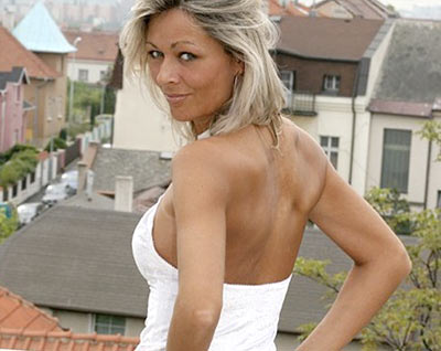 rencontre cougar blonde