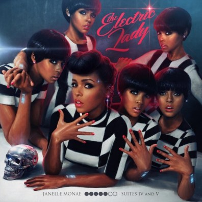 Janelle Monae - 'Electric Lady'