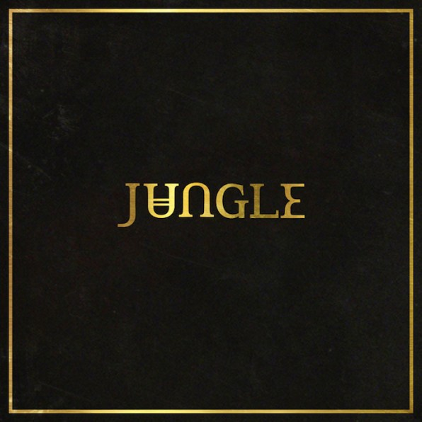 jungle album cover