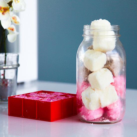 DIY Sugar Body Scrub Cubes