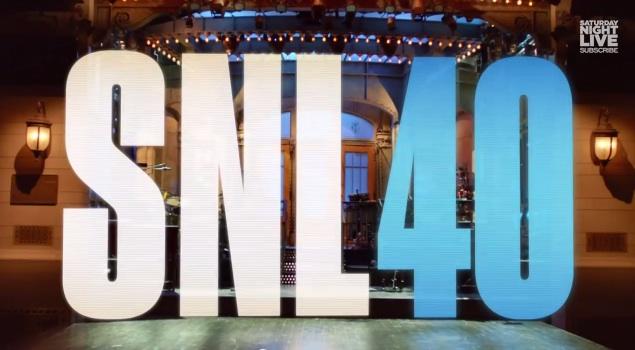 In celebration of SNL 40