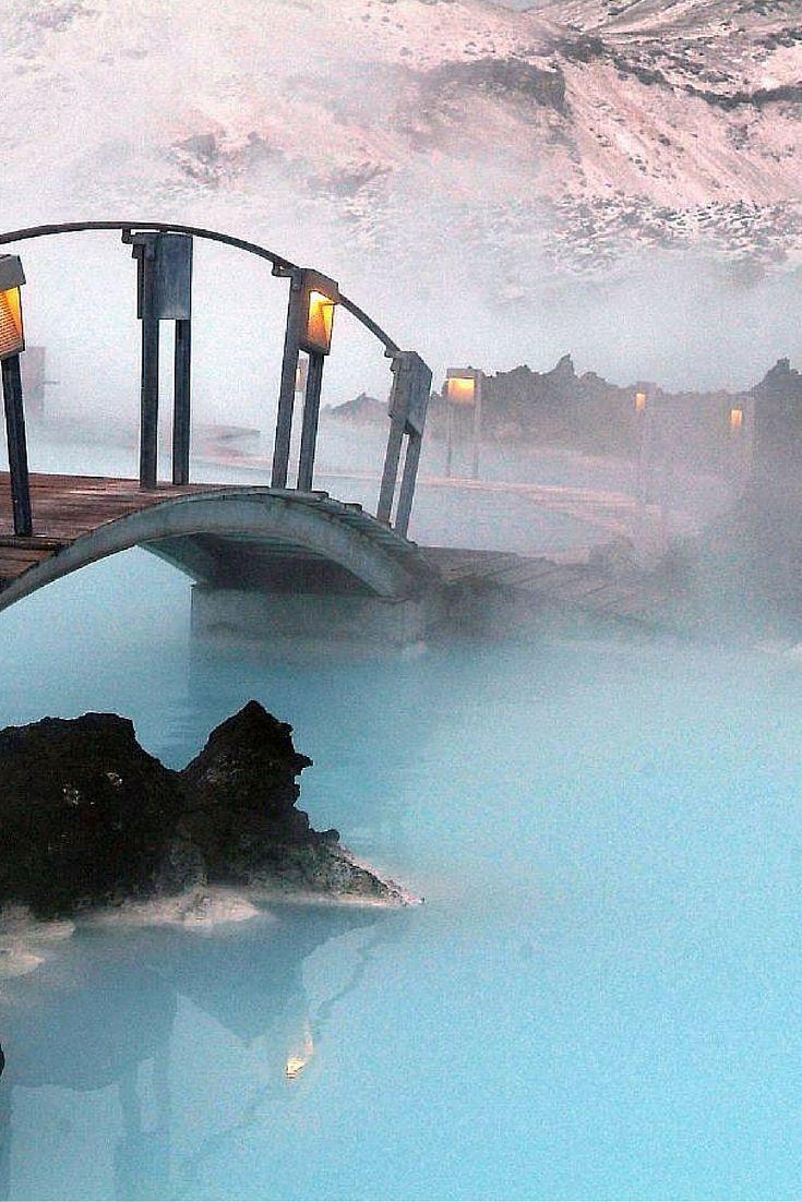 Travel Bug Tuesday Icelands Blue Lagoon