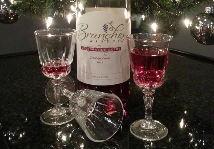 Brances Winery, Westby Wi