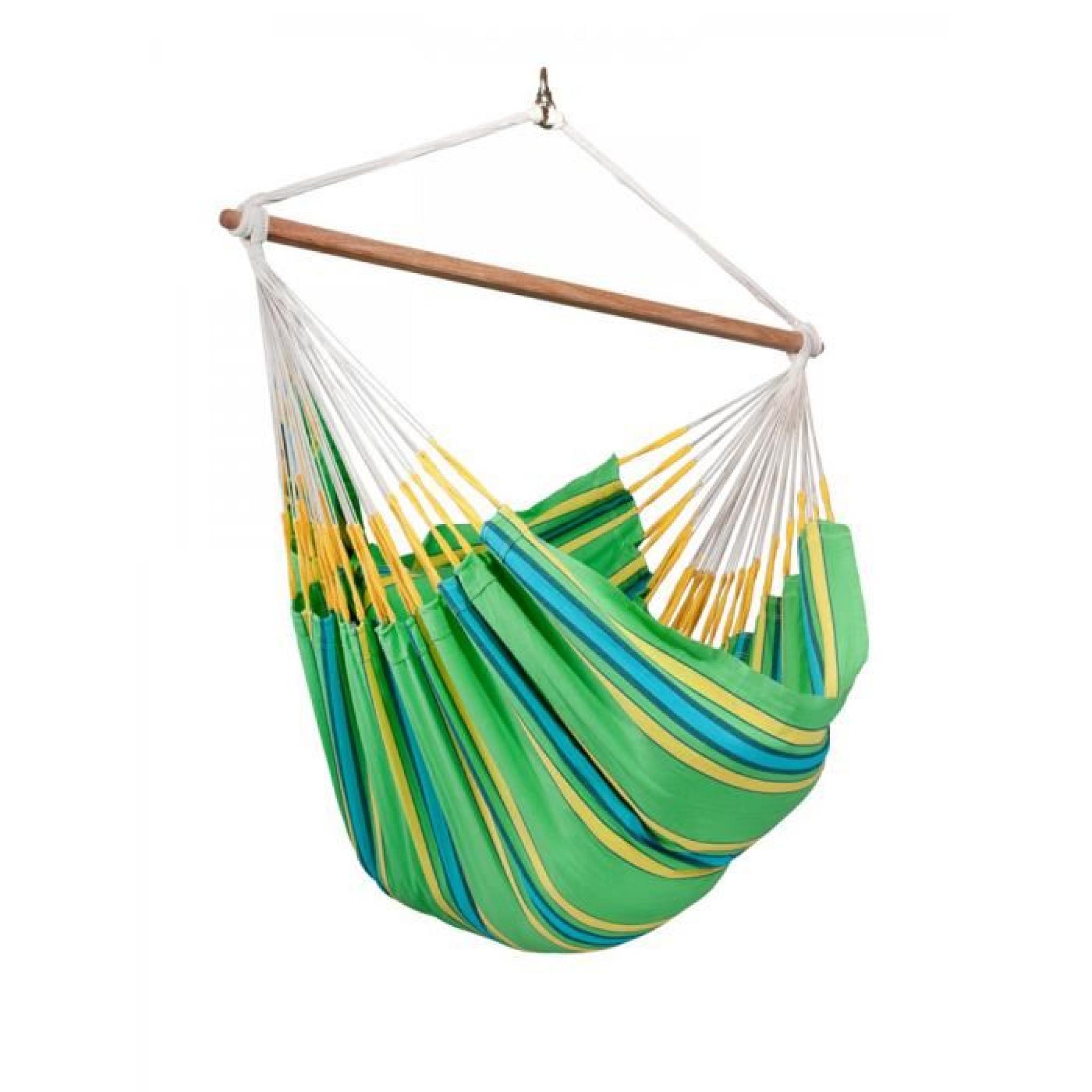 chaise hamac lounger cassandra kiwi dimension achat vente chaise salle a manger pas cher couleur et design fr