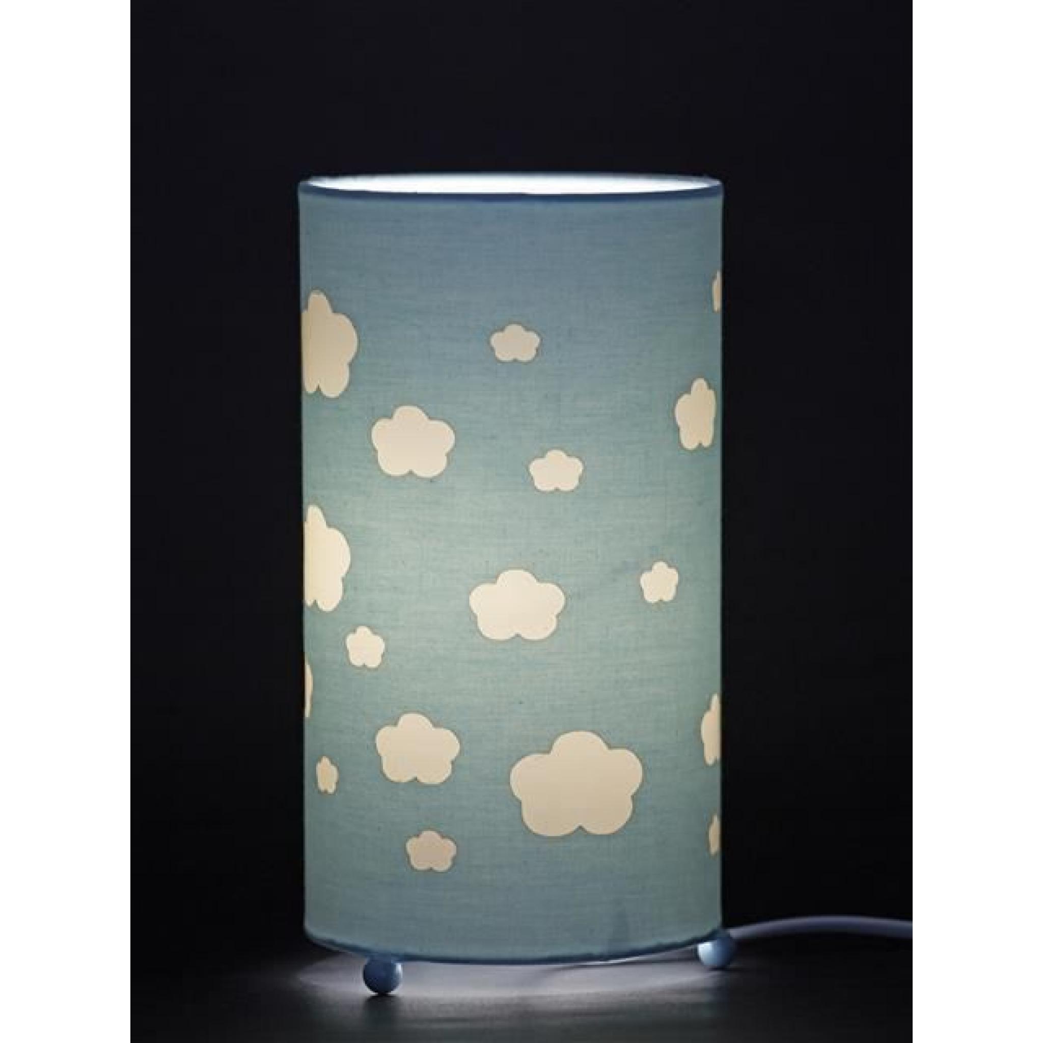 lampe de chevet enfant samantha achat vente lampe a poser pas cher couleur et design fr