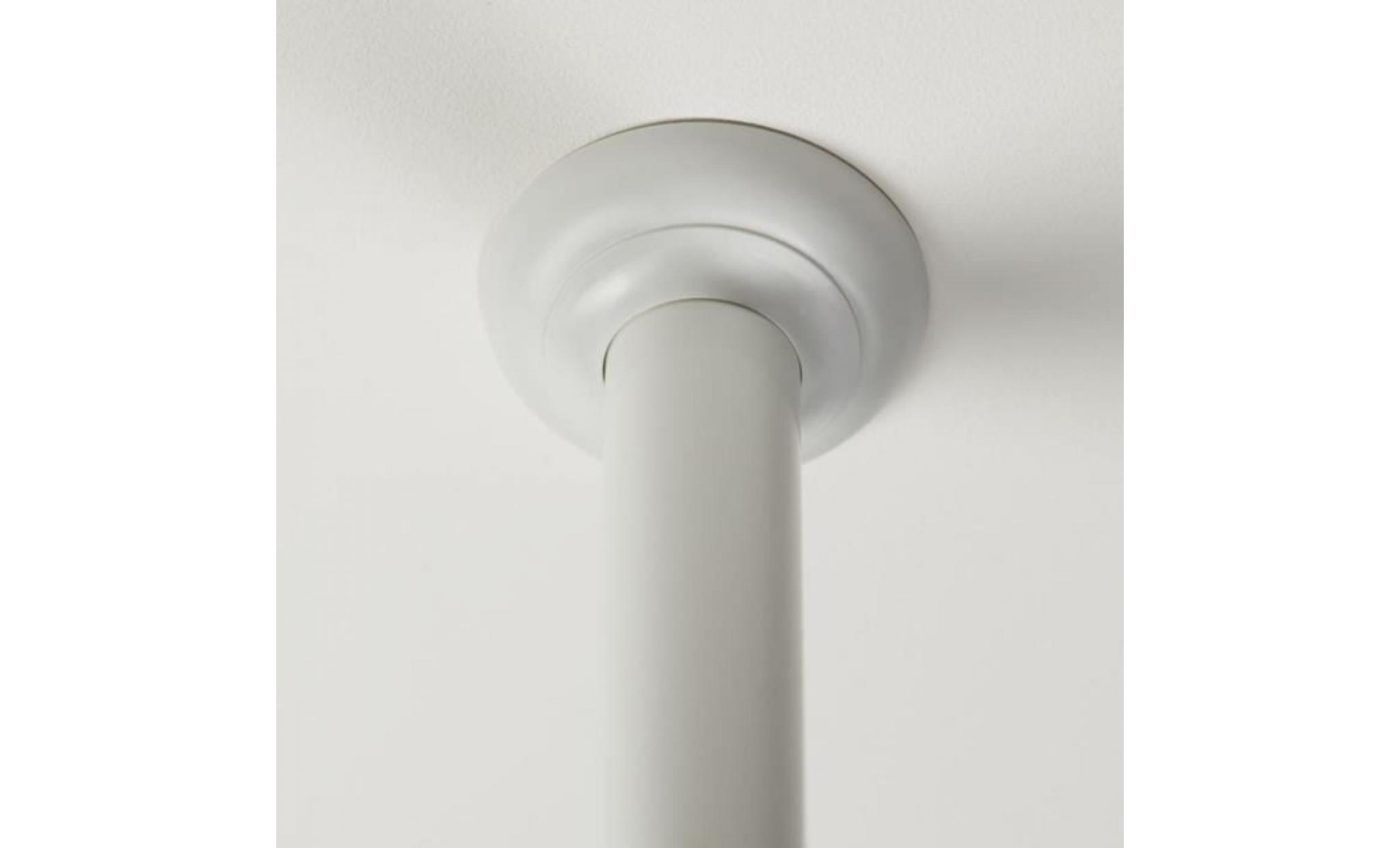 support de plafond seallux de 60 cm blanc 276668610 achat vente meuble tv pas cher couleur et design fr