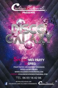 coulisses disco galaxy