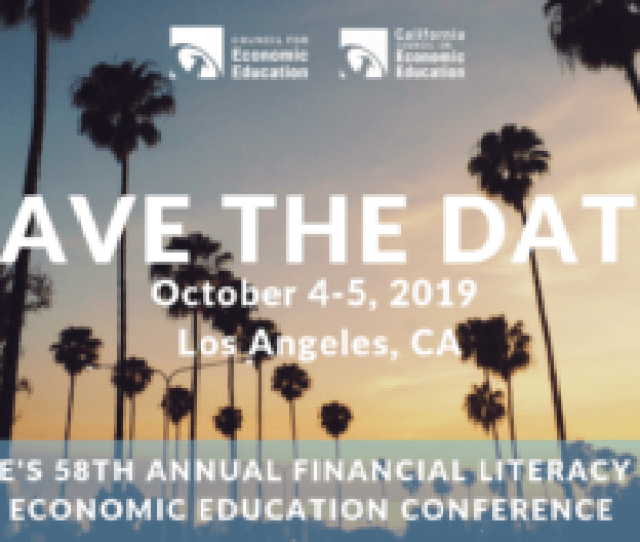 Cees 58th Annual Financial Literacy Economic Education Conference