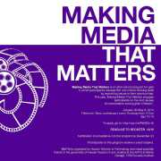 Making Media That Matters Flyer