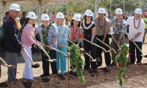 kapolei, elementary, school, groundbreaking, kim, kym, kymberly, marcos, pine