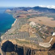 waianae, oahu, hawaii, aerial, photo, kim, kym, kymberly, marcos, pine