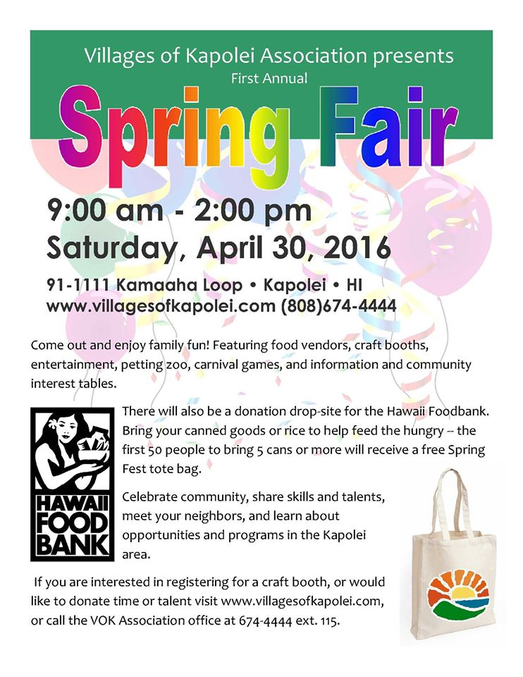 VOK Spring Fair