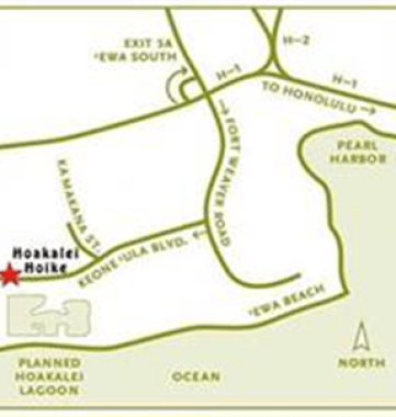Hoakalei Hoike location map LRG