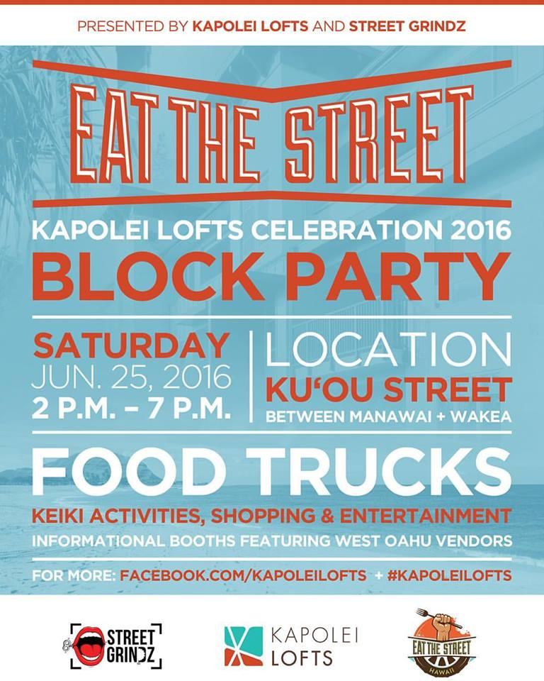 Kapolei Lofts Eat the Street