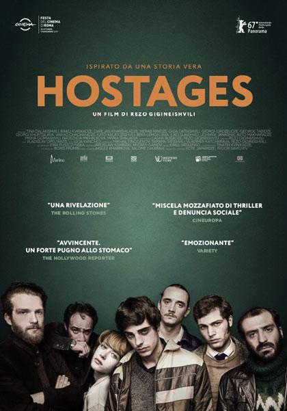 Hostages di Rezo Gigineishvili