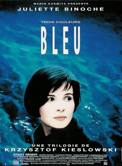 Trois couleurs: Bleu di Krzysztof Kieslowski