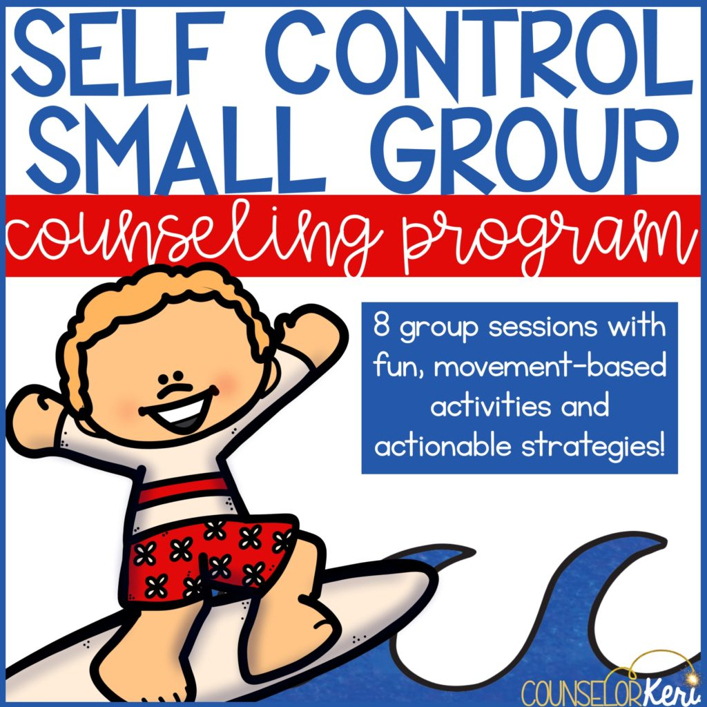 Self Control Activity Don T Tap The Balloon