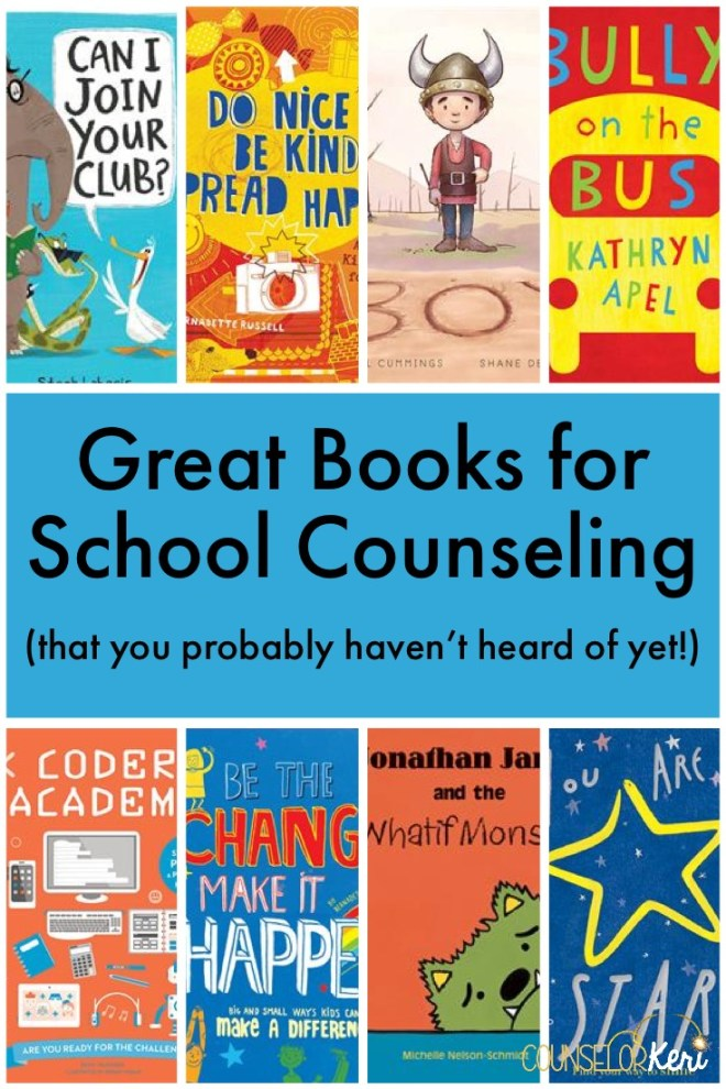 35f5e6be77 Usborne books for school counseling: A list of great titles about feelings,  managing worry