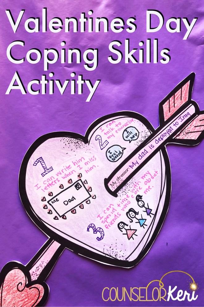 School Counseling Valentine S Day Activities 12 Fun Activities