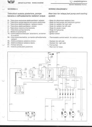 Lambhini Countachch Ignition Installation