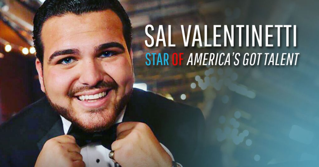 "Image result for Sal ""The Voice"" Valentinetti"