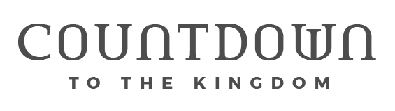 Countdown to the Kingdom Logo