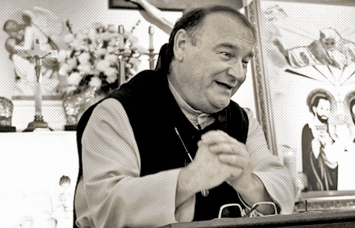 Why Fr. Michel Rodrigue? A Virtual Retreat