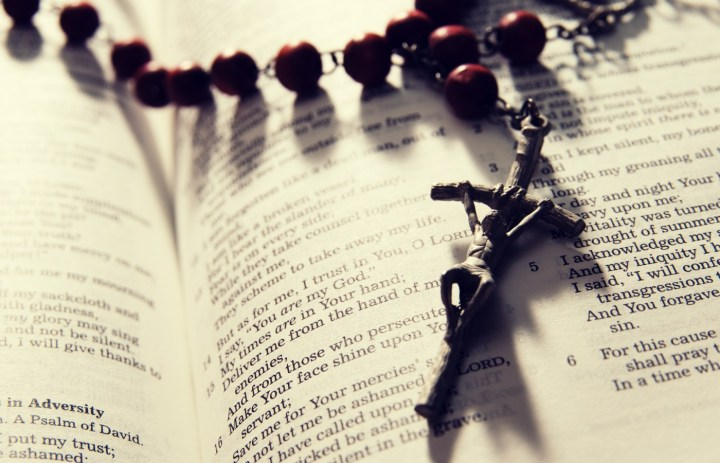 Pedro Regis – Rosary and Sacred Scripture
