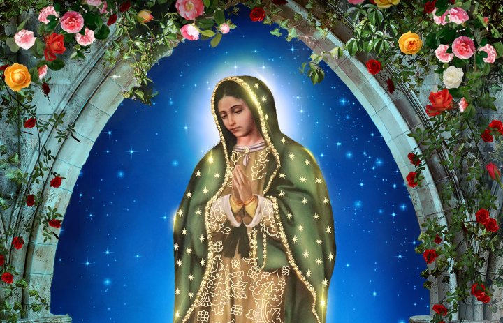 Jesus Christ asks that this worldwide Triduum be offered on December 12 to Our Lady of Guadalupe