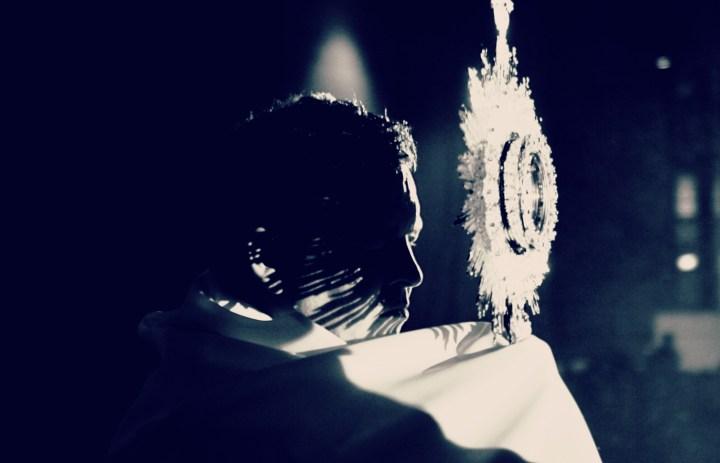 Pedro - Schätzen Sie die Eucharistie