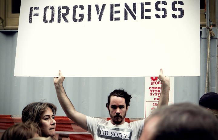 Valeria – On Forgiveness