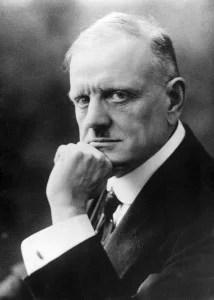 Jean Sibelius, 1865–1957