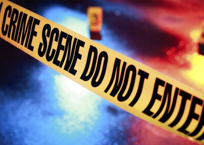 A look at crime scene tape