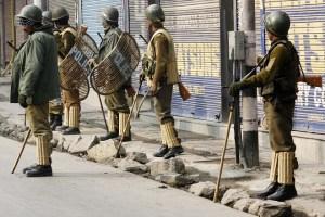 Kashmir: A Simmering Volcano!