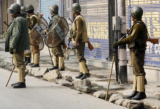 kashmir-police