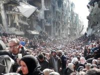 Farewell To Yarmouk: A Palestinian Refugee's Journey From Izmir To Greece