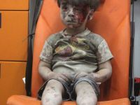 The Boy In The Ambulance Offers Glimpse Of 'Profound Horrors' In Syria