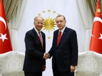 Biden Meets With Erdogan, Backs Turkish Invasion Of Syria