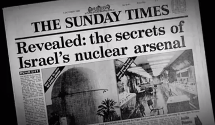 israel-nuclear-weapons