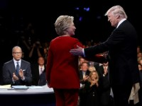 The U.S. Presidential Debate: A Back And Forth Volleyball Of Lies