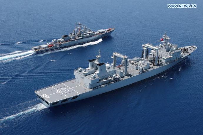 russia-china-joint-naval-exercise
