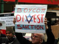 Israel Steps Up Dirty Tricks Against Boycott Leaders
