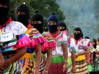 Zapatista Communique: May The Earth Tremble At Its Core