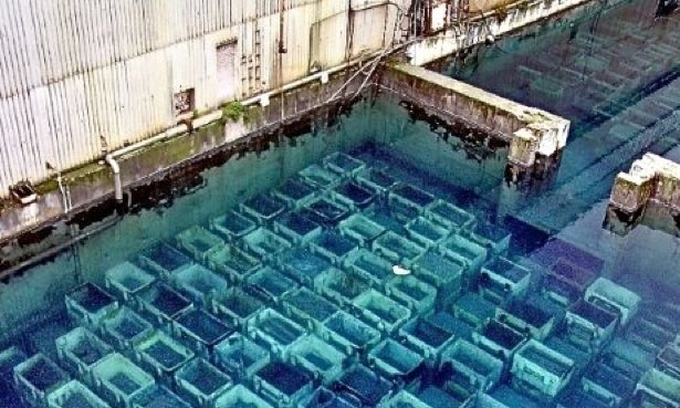 Nuclear Wastes, Sellafield U.K.