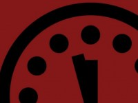 Doomsday Clock Now Two And A Half Minutes To Midnight