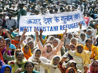 The Politics On West Pakistan Refugees